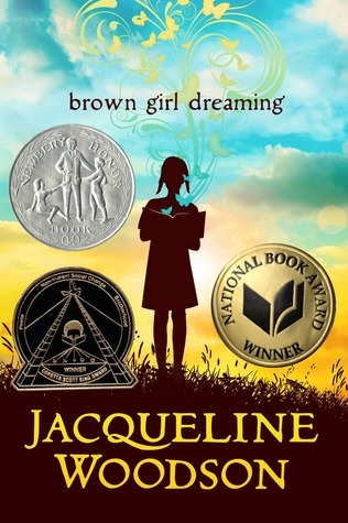 Book cover: Brown Girl Dreaming