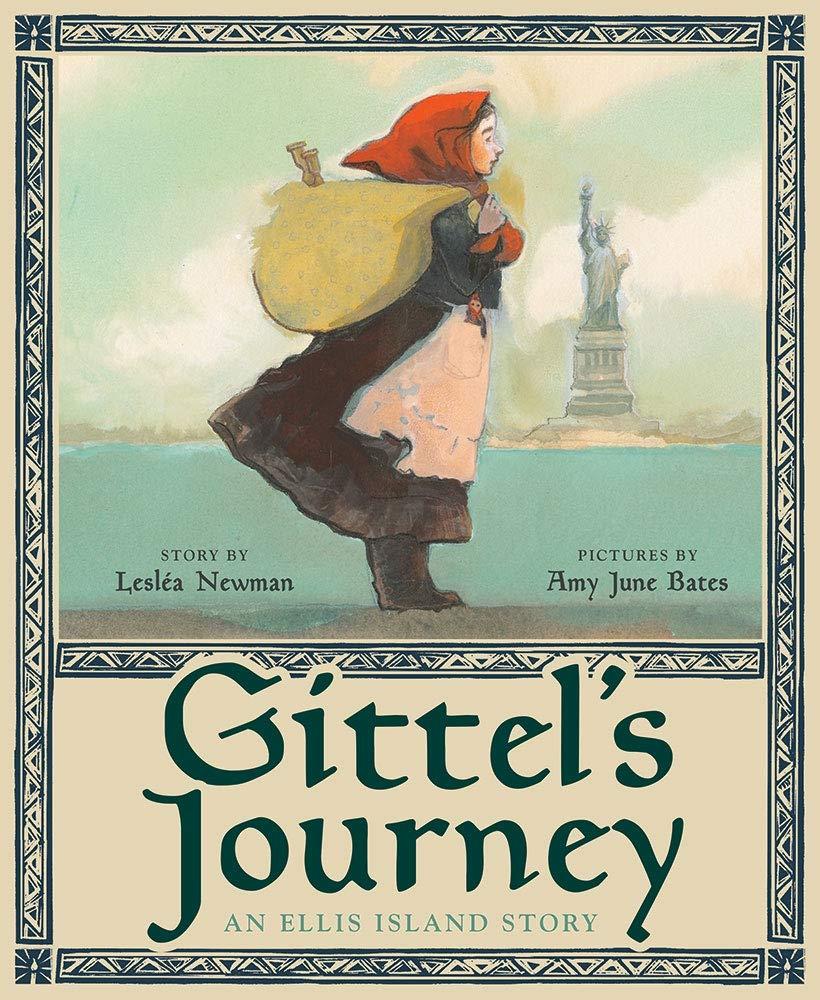 Book cover: Gittel's Journey