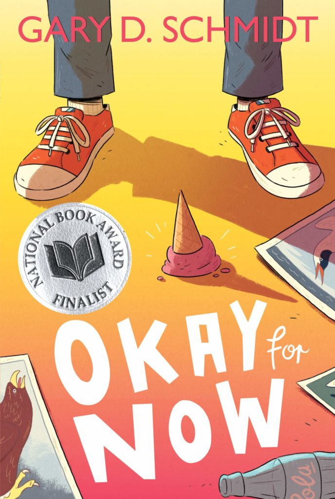 Book cover: Okay for Now