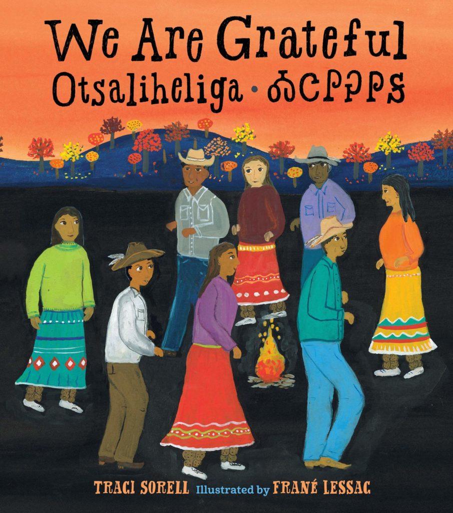 Book Cover: We Are Grateful Otsaliheliga