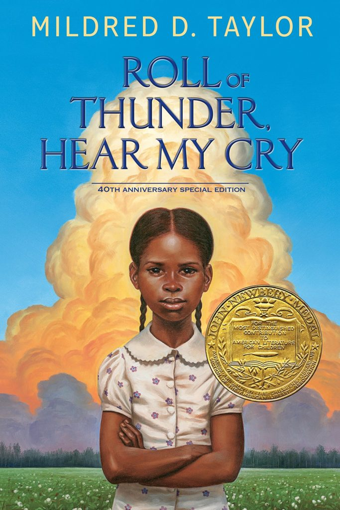 Book cover: Roll of Thunder, Hear My Cry