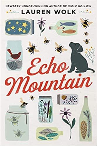 Book cover: Echo Mountain